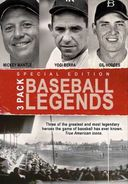 Baseball - Baseball Legends 3-Pack: Mickey Mantle