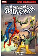 Epic Collection: Amazing Spider-Man 1: Great Power