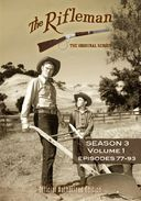 The Rifleman - Season 3, Volume 1 (3-DVD)