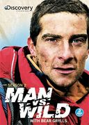 Man vs. Wild - Season 2 (3-DVD)