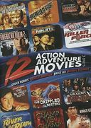 12 Action Adventure Movies (3-DVD)