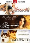 The New Adventures of Pinocchio / Anastasia: The