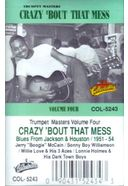Trumpet Masters - Crazy 'Bout That Mess, Volume 4