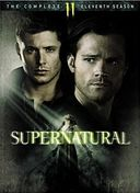 Supernatural - Complete 11th Season (6-DVD)