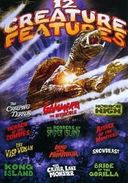 Monster Movie Pack - 12 Creature Features (3-DVD)