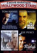 4 Movie Marathon: Hollywood Stars (Mazes and