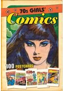 70s Girls Comics - 100 Postcards