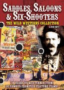 Saddles, Saloons & Six-Shooters: 14-Film Wild