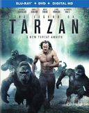 The Legend of Tarzan (Blu-ray + DVD)