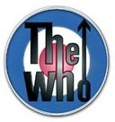The Who - Pin Badge: Target Logo