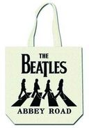 The Beatles - Abbey Road: White Cotton Zippered