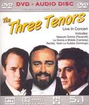 The Three Tenors - Live in Concert (DVD-Audio)
