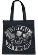 Lynyrd Skynyrd - Biker Patch Eco Shopper Tote