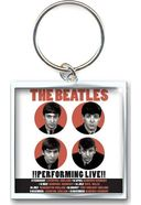 The Beatles - Live 1962 Keychain