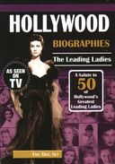 Hollywood Biographies - The Leading Ladies (5-DVD)