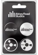 Abbey Road Studios - 4 Button Set