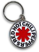Red Hot Chili Peppers - Asterisk Metal Keychain