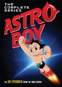 Astro Boy (2003) - Complete Series (4-DVD)