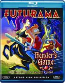 Futurama - Bender's Game (Blu-ray)