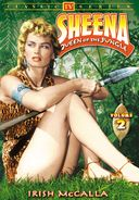 Sheena Queen of The Jungle - Volume 2
