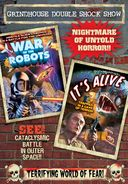 Grindhouse Double Shock Show: Wars of The Robots