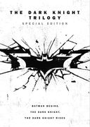 The Dark Knight Trilogy (4-DVD)