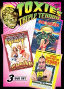 Toxie's Triple Terror #3 (Croaked: Frog Monster