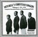 Mitchell's Christian Singers, Volume 1: 1934-1936