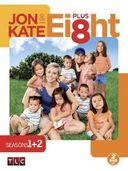 Jon & Kate Plus Ei8ht - Season 1 & 2 (2-DVD)