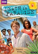 Death in Paradise - Season 5 (2-DVD)