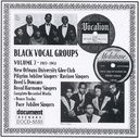 Black Vocal Groups, Volume 7 (1927-1941)