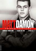Matt Damon - Triple Feature (3-DVD, Widescreen)