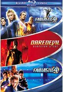 Marvel 3-Pack: Fantastic Four / Fantastic Four: