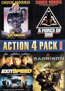 Action 4 Pack (The Octagon / A Force of One /