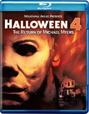 Halloween 4: The Return of Michael Myers (Blu-ray)