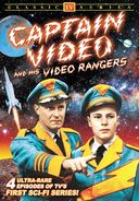 "Captain Video and His Video Rangers - 11"" x 17"""