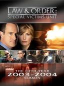 Law & Order: Special Victims Unit - Year 5 (4-DVD)