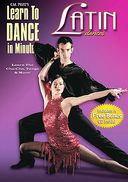 Learn to Dance in Minutes: Latin Dances (DVD + CD)