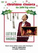 Luther Vandross - This Is Christmas (The Yule Log
