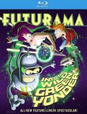 Futurama - Into the Wild Green Yonder (Blu-ray)