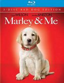 Marley & Me (Bad Dog Edition) (Blu-ray + DVD)