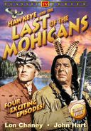 Hawkeye And The Last of The Mohicans - Volume 4