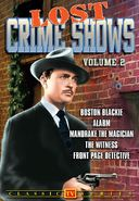 Lost Crime Shows - Volume 2 (Boston Blackie /