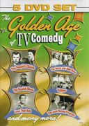 Golden Age of TV Comedy (5-DVD)