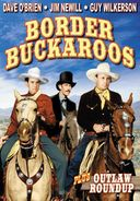 Texas Rangers Double Feature: Border Buckaroos