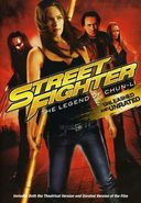Street Fighter: The Legend of Chun-Li (2-DVD,