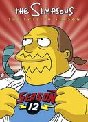 The Simpsons - Complete Season 12 (4-DVD)