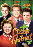 Adventures of Ozzie & Harriet - Volume 15