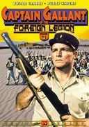 Captain Gallant of the Foreign Legion - Volume 3