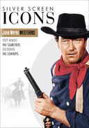 Silver Screen Icons: John Wayne Westerns (4-DVD)